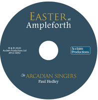 Easter at Ampleforth